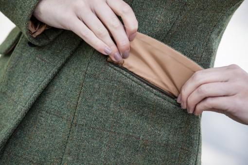 Claydon Jacket Pocket