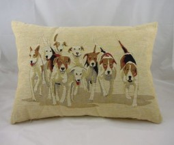 Hounds Cushion