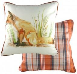 Country Fox Cushion