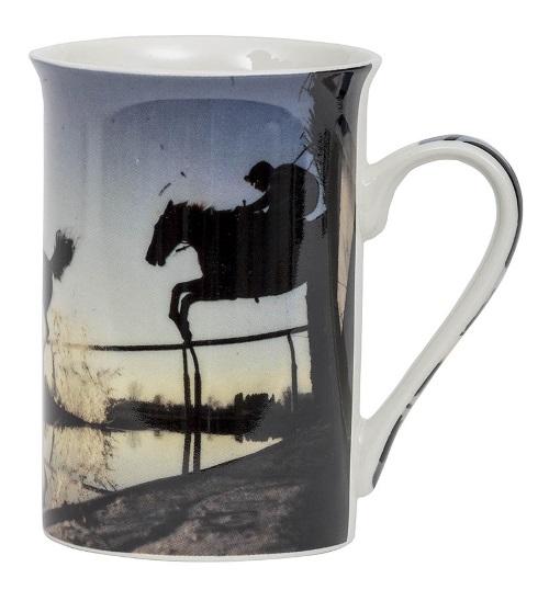 horsey buddies mug fine bone china hunting mad