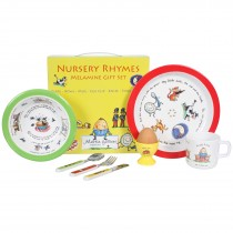 Nursery Rhymes 7 Piece Set
