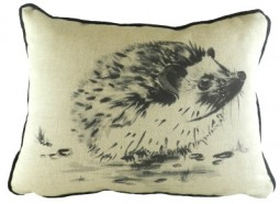 Inky Hedgehog