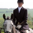 2018 Black Coat Mounted
