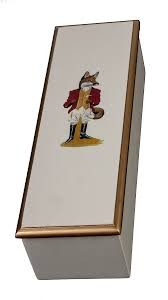 Fox pencil box
