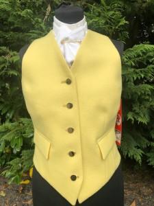 Mears Canary Waistcoat