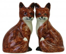 fox salt and pepper